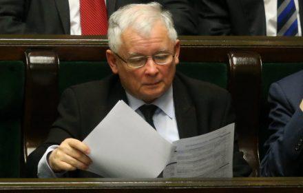 """J. Kaczyński, """"Porozumienie przeciw monowładzy"""""""