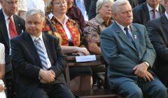 Lech Kaczyński, Lech Wałęsa