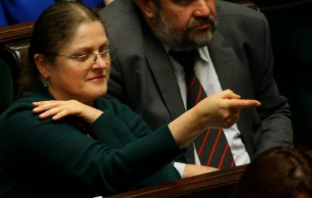 Prof. Koncewicz: W świecie bajek, fobii, kompleksów i horrorów Krystyny Pawłowicz