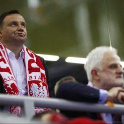Polska vs Serbia , Mistrzostwa Europy w Pilce Recznej Men's EHF EURO 2016 POLAND . Krakow