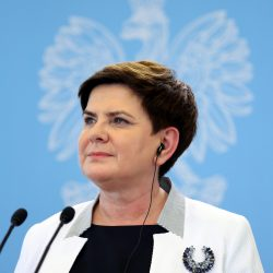 Wizyta Premiera Estonii w Polsce
