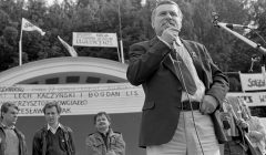 Lech Wałęsa, Lech Kaczyński, Bogdan Lis