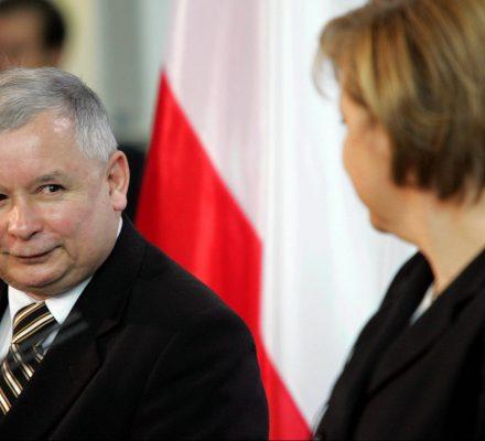 Jak Kaczyński Merkel pokochał