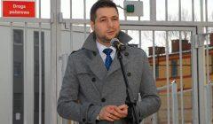 Sekretarz stanu Patryk Jaki w wiezieniu w Nowogardzie