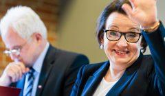 Spotkanie Minister Edukacji Narodowej , Krakow .