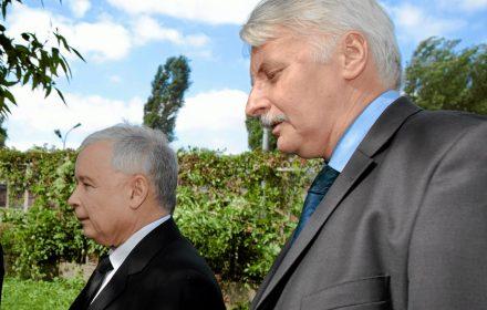 Reparacje. Chcą czy nie chcą? MSZ przeciwko Kaczyńskiemu i Macierewiczowi