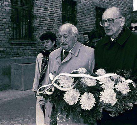 Poseł Pięta nie wie, dlaczego Bartoszewskiego zwolniono z Auschwitz