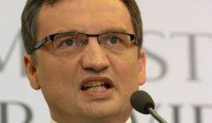 Konferencja Zbigniewa Ziobry