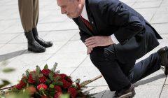 Obchody 72. rocznicy Powstania Warszawskiego pod Sejmem