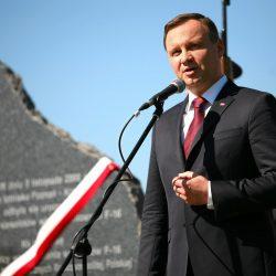 Kto sprowadził F-16. Duda wymyślił plany Lecha Kaczyńskiego