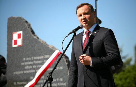 Było to [przyjęcie F-16 na wyposażenie polskiego lotnictwa] także wielkie marzenie i element wielkiego planu, o jakim myślał wówczas prezydent prof. Lech Kaczyński.