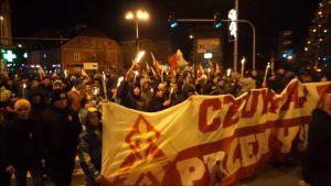 Marsz Orląt Lwowskich w 2014