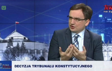 """""""Polski punkt widzenia"""", Telewizja Trwam"""