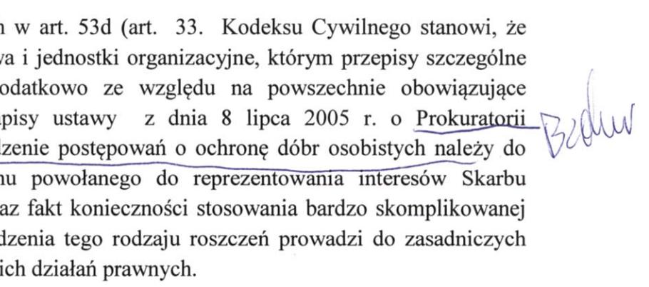 Opinia doktora Łukasza Kamińskiego, prezesa IPN / rcl.gov.pl