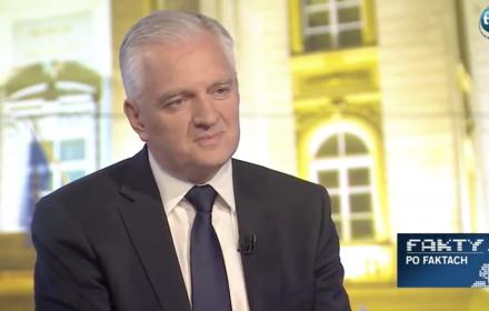 """Do Katarzyny Kolendy-Zalewskiej, """"Fakty po Faktach"""" TVN24"""