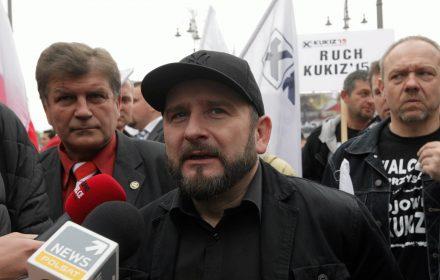 Twitter, Piotr Liroy-Marzec