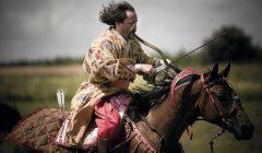 Tatarzy, zawody w łucznictwie konnym
