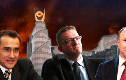 Konkurs na prezesa TVP. Zobacz kto nam grozi. Zagłosuj