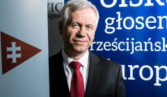 Przewodniczacy partii Prawica Rzeczypospolitej Marek Jurek