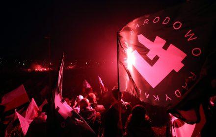 Czy 11 listopada rząd PiS odda Warszawę narodowcom