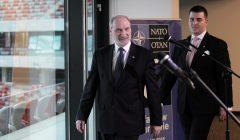 Koonferencja prasowa przed Szczytem NATO