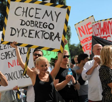 Kto posprząta po Morawskim? Troje kandydatów na szefa Teatru Polskiego we Wrocławiu