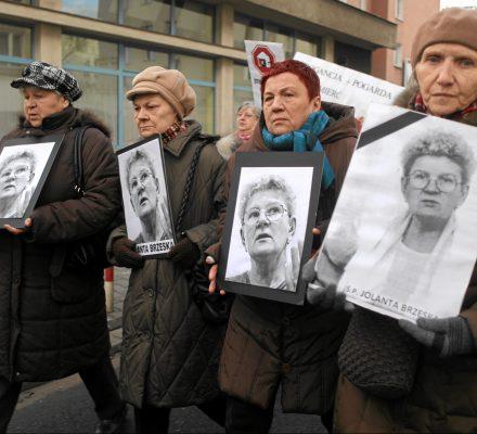 Dowody na śmierć. Dlaczego zginęła Jolanta Brzeska?
