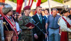 Obchody 333. rocznicy Wiktorii Wiedenskiej w krakowie