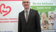 Konferencja Polskiej Federacji Ruchow Obrony Zycia .