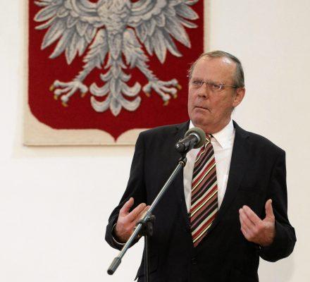 Wacław Berczyński. Ekspert od smoleńskich wybuchów w radzie nadzorczej Wojskowych Zakładów Lotniczych