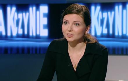 """""""Tak czy nie"""", Polsat News"""
