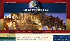 Srrona internetowa Park Strategies - firmy Alfonse D'Amato