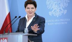 Beata Szydło / Agencja gazeta