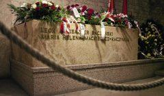 Trzecia rocznica pogrzebu Pary Prezydenckiej na Wawelu