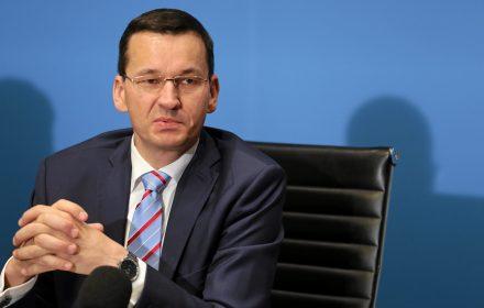 Stworzyliśmy inicjatywy i instytucje, by pomagać w Syrii czy Libii. Chcemy być tam, gdzie te problemy powstały (...) Nie zapominajmy, że Polska była najbardziej hojnym państwem, gdy powstała Inicjatywa Wzmocnienia Gospodarczego.