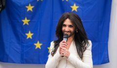 Conchita Wurst przemawia w Parlamencie Europejskim, 28 września 2014© European Union 2014 - European Parliament