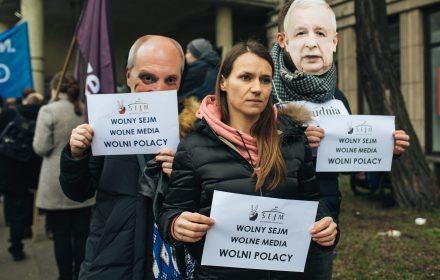 Czy Kaczyński odpowie za zamach na telefon Pomaskiej