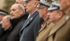 Wyznaczenia oficerow na stanowiska sluzbowe w MON