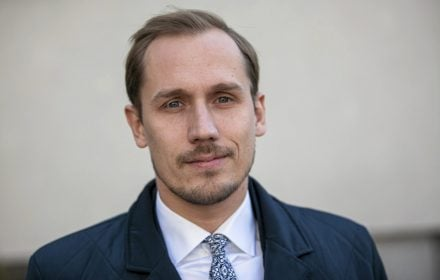 """Gość Poranka"", TVP Info"