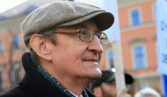 Wroclaw . Demonstracja Komitetu Obrony Demokracji