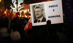 Manifestacja KOD w Krakowie
