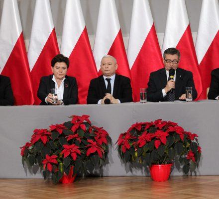 Borusewicz: to jest nowa Rada Ocalenia Narodowego
