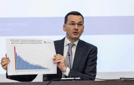 Na koniec 2017 roku poziom inwestycji powinien osiągnąć 18 proc. do PKB, a ich wartość wynieść 355-360 mld zł.