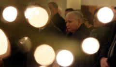 Uroczystosci rocznicowe smierci Jadwigi Kaczynskiej