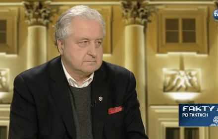 """Rzepliński oskarża Kaczyńskiego. """"To jest Targowica. Zdrajcy prą pod parasol Rosji"""""""