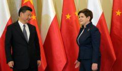 Wizyta Przewodniczacego Chinskiej Republiki Ludowej w Polsce