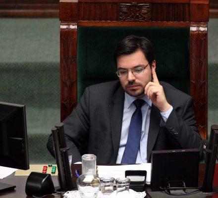 Komisja Etyki Poselskiej nie zajmie się wypowiedzią Tyszki. Wicemarszałek może obrażać Ukraińców