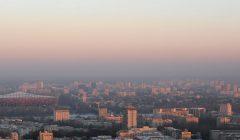 Smog na Warszawa