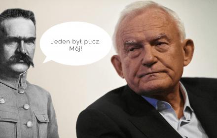 Leszek Miller ma rację: w ostatnim stuleciu Polsce mieliśmy jeden pucz. Nie, nie kilka tygodni temu