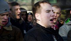 Marsz pamieci zolnierzy wykletych - w Bialymstoku